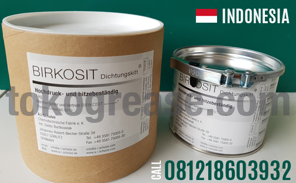 Birkosit Dichtungskitt Sealing Compound