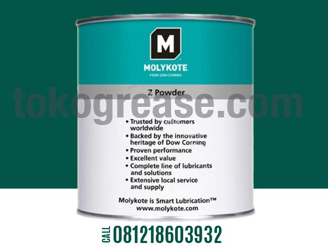 molykote z powder dry ams m 7866